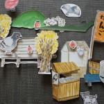 教文館ナルニア国 石津ちひろさんの たのしいことばあそびの絵本 原画展